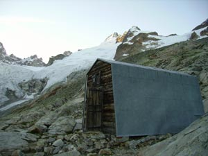 Via Normale Mont Dolent