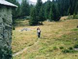 Via Normale Pizzo Redorta - L'Alpe Caronno