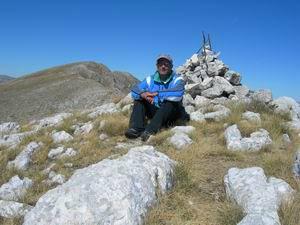 Via Normale Monte Rocca Chiarano