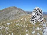 Via Normale Monte Rocca Chiarano - La lunga cresta, 8 Km, che da Monte Rocca Chiarano porta al Valico dello Scalone