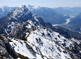 Via Normale Monte Crostis - Pisimoni e sotto, Moggio