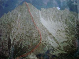 Via Normale Monte Aviolo - Cresta SE