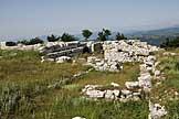 Via Normale Torre Maggiore - Reperto archeologico in vetta
