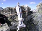 Via Normale La Calotta - Madonnina di vetta
