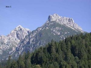 Via Normale Monte Ajarnola