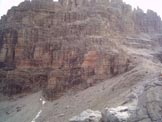 Via Normale Monte Paterno - La cengia da Forcella Lavaredo