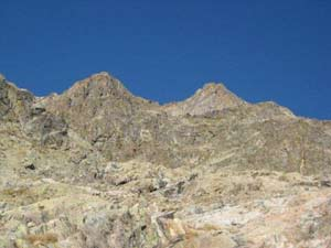 Via Normale Monte Argentera Nord