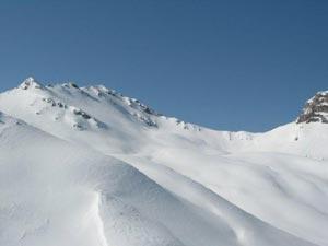 Via Normale Monte Bellino