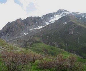 Via Normale Monte Servagno