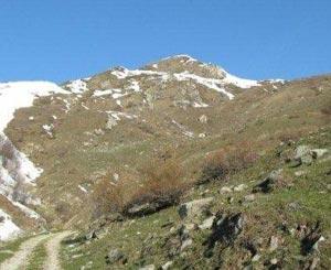 Via Normale Monte Borel