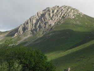 Via Normale Rocca Orel