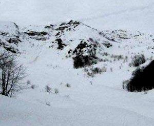 Via Normale Monte Merqua