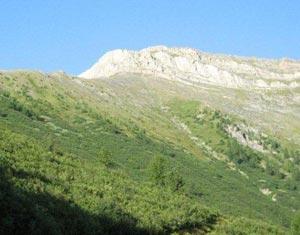 Via Normale Monte Pietralunga