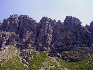 Via Normale Zucco di Pesciola - Cresta Ongania