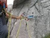 Via Normale Zucco di Pesciola - Cresta Ongania - L´intrico delle corde