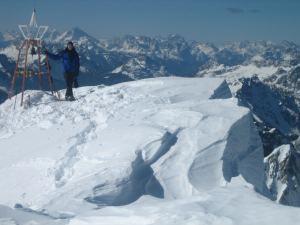 Via Normale Monte Coglians