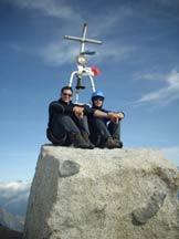 Via Normale Monte Adamello (V. Terzulli) - Io e Gio´