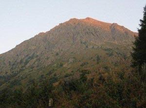 Via Normale Monte Laroussa