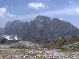 Via Normale Monte Ferrantino - Lungo il crestone