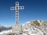 Via Normale Monte Ferrante - Croce di vetta