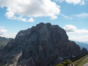 Via Normale Monte Avanza