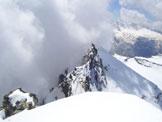 Via Normale Becca di Montchair - Vista dalla vetta