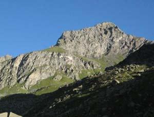 Via Normale Monte Meidassa