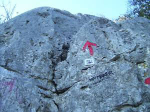 Via Normale Monte Maddalena - Via Marina