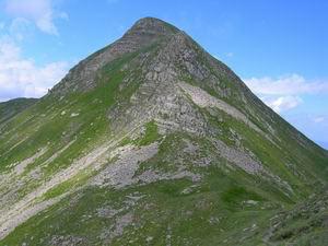 Via Normale Monte Cusna