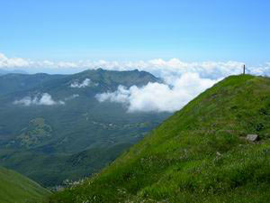 Via Normale Alpe di Succiso