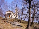 Via Normale Sasso di San Martino - L´oratorio di San Martino