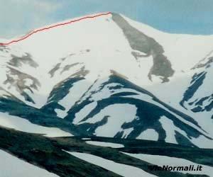 Via Normale Monte Porche