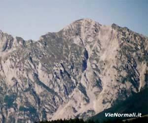 Via Normale Monte Messer