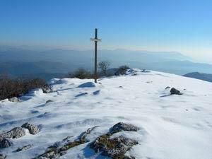 Via Normale Monte Tancia
