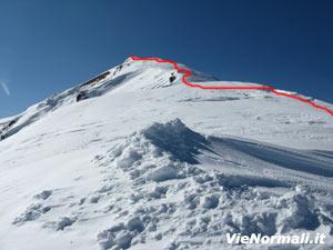 Via Normale Monte Pezzeda