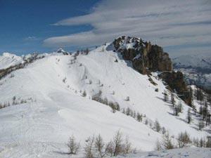 Via Normale Monte Midia