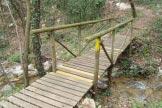 Via Normale Monte Conche - Ponte della Val Listrea