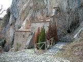 Via Normale Monte Polino - L'Eremo di San Francesco, Poggio Bustone