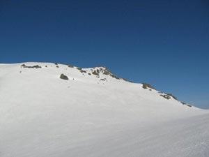 Via Normale Tete du Vallonet