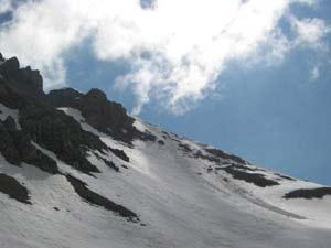 Via Normale Monte Vanclava