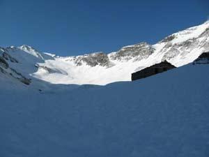 Via Normale Monte Faraut