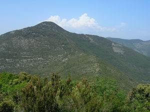 Via Normale Monte Romano
