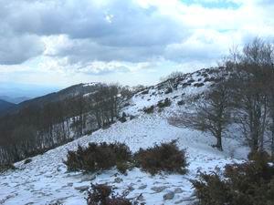 Via Normale Monte Pizzuto
