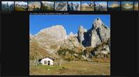 Pale di San Martino - Immagini e panoramiche delle cime dolomitiche