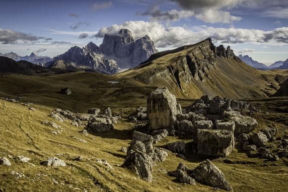 Dal Carso alle Dolomiti d'Ampezzo