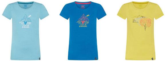 La-Sportiva-T-shirts