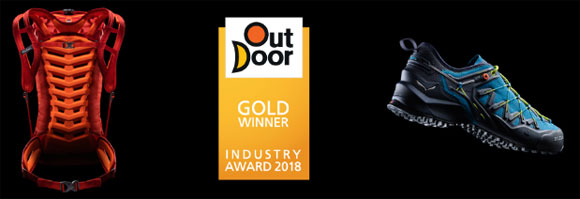 Salewa-Outdoor-Gold-Award