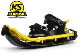 Racchetta neve e sci KlimbSki
