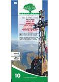 Libro montagna Carta n� 10 - Valle Po e Monviso