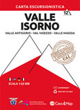 Libro montagna Valle Isorno - n. 12